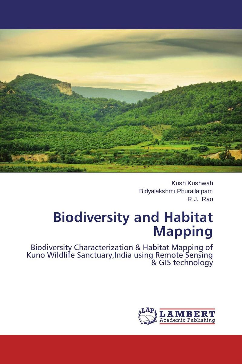 Biodiversity and Habitat Mapping principal diet analysis and habitat suitabiliy mapping of bengal tiger