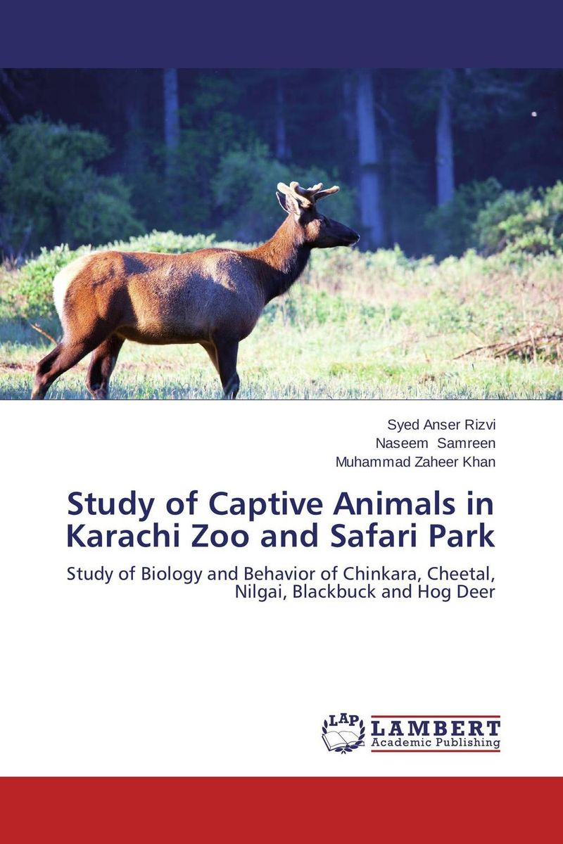Study of Captive Animals in Karachi Zoo and Safari Park muhammad zaheer khan and babar hussain reptiles of coastal areas of karachi