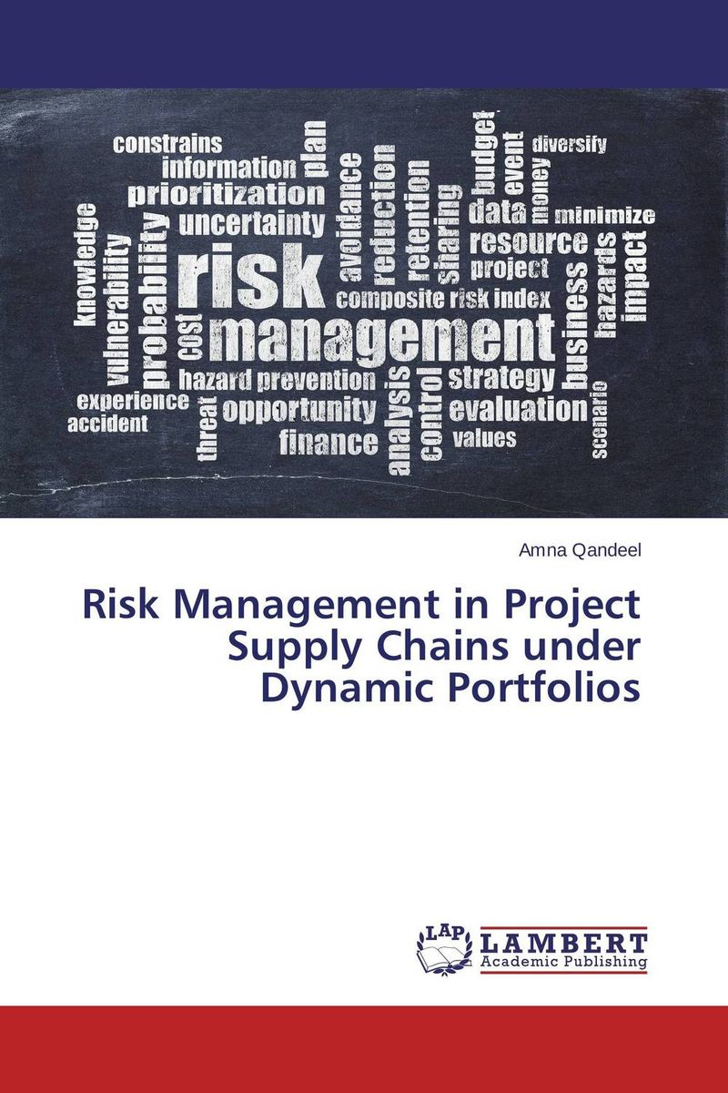 Risk Management in Project Supply Chains under Dynamic Portfolios risk analysis and risk management in banks