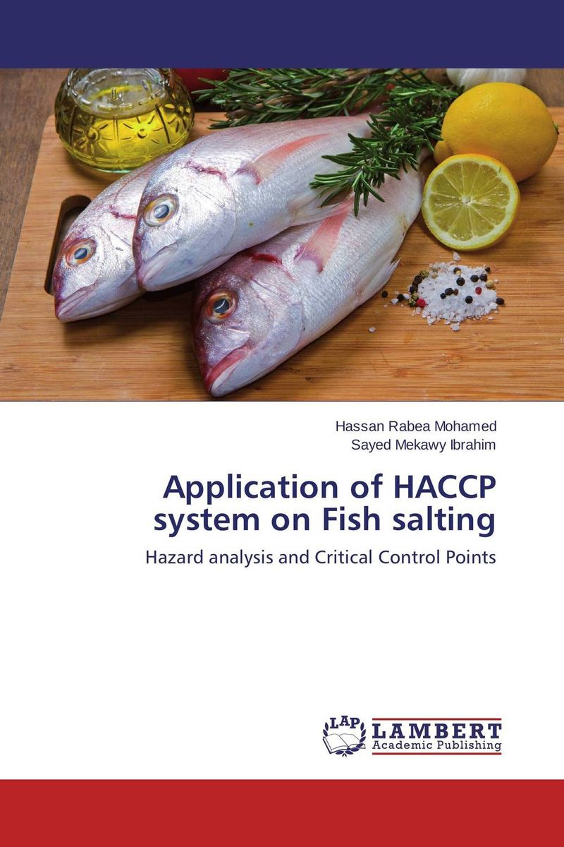 Application of HACCP system on Fish salting capture of haccp data in the abattoir