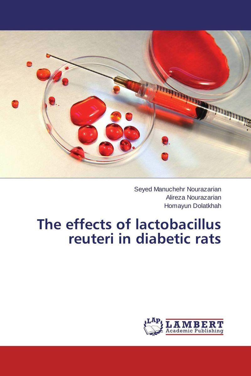 The effects of lactobacillus reuteri in diabetic rats diabetic nephropathy