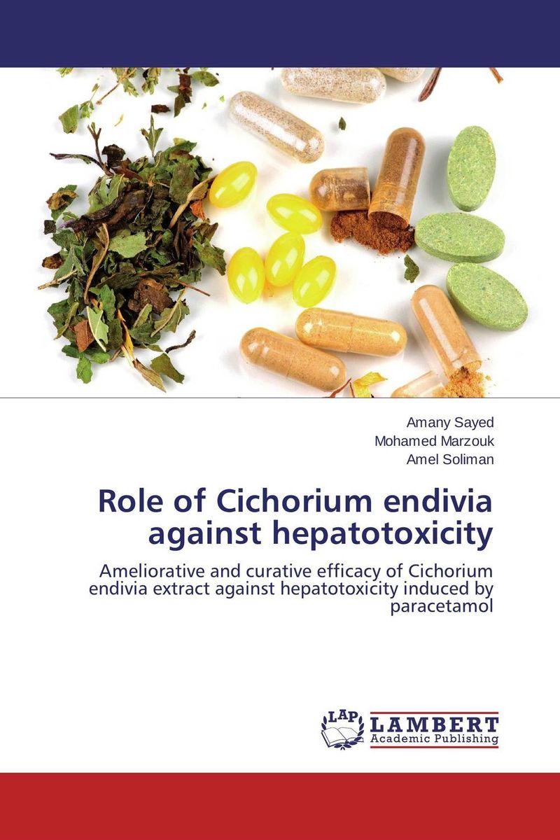 Role of Cichorium endivia against hepatotoxicity psychiatric disorders in postpartum period
