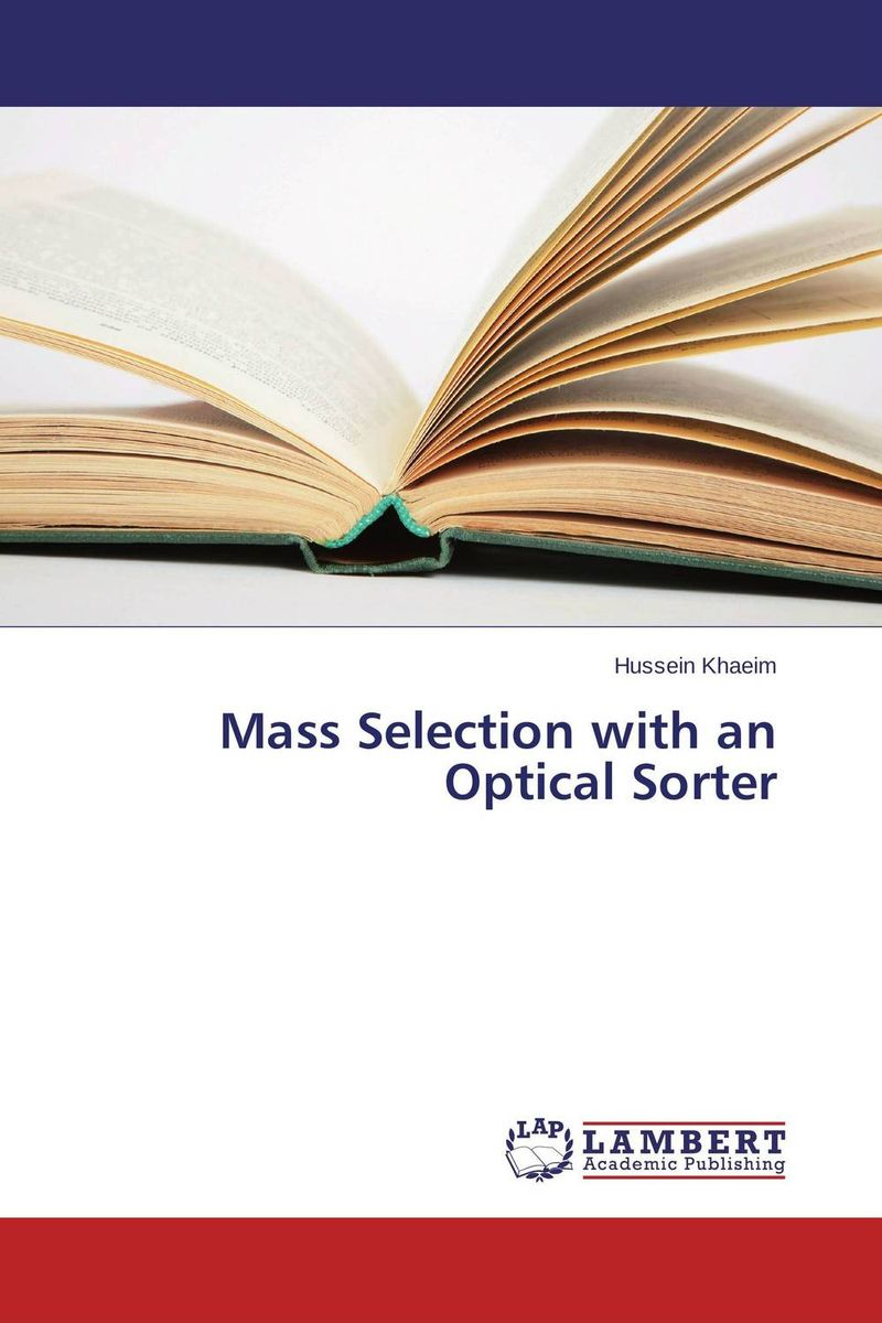 Mass Selection with an Optical Sorter
