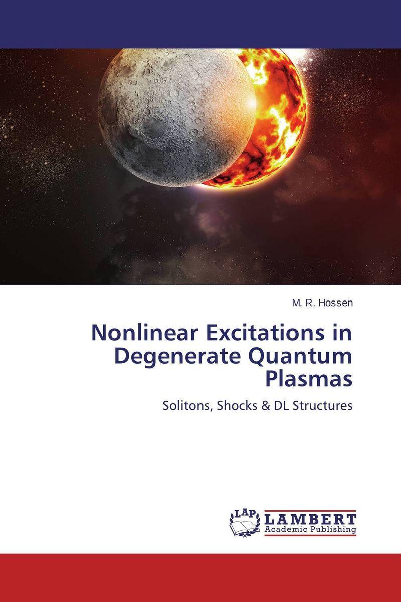 Nonlinear Excitations in Degenerate Quantum Plasmas amitava choudhuri nonlinear evolution equations