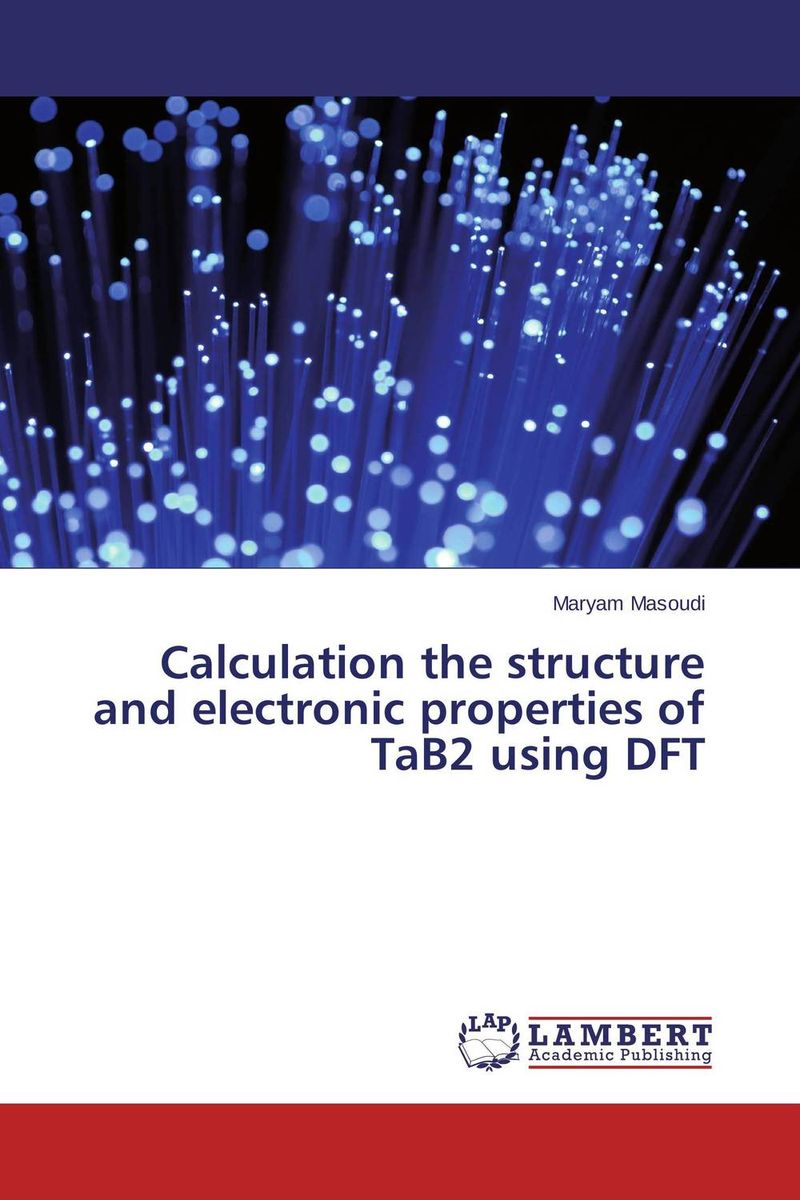 Calculation the structure and electronic properties of TaB2 using DFT