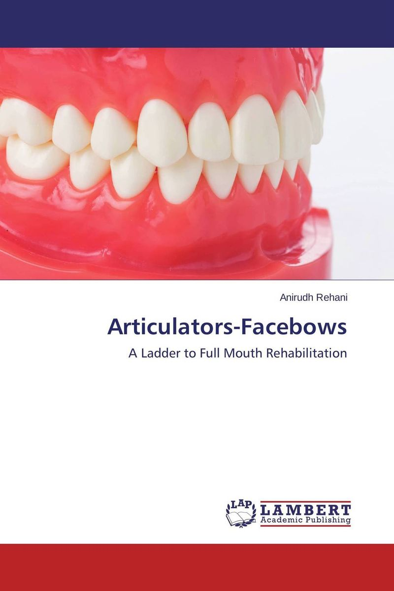 Articulators-Facebows articulators