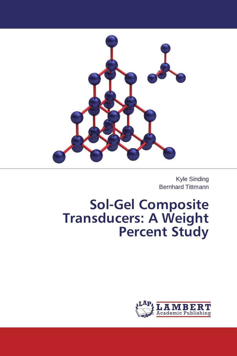 Sol-Gel Composite Transducers: A Weight Percent Study