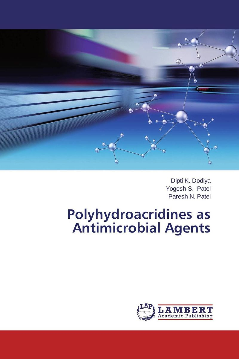 Polyhydroacridines as Antimicrobial Agents manish solanki synthesis and antimicrobial actvity of 1 4 dihydropyridines