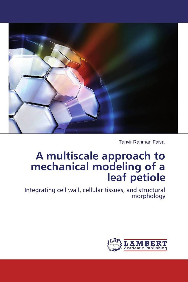 A multiscale approach to mechanical modeling of a leaf petiole