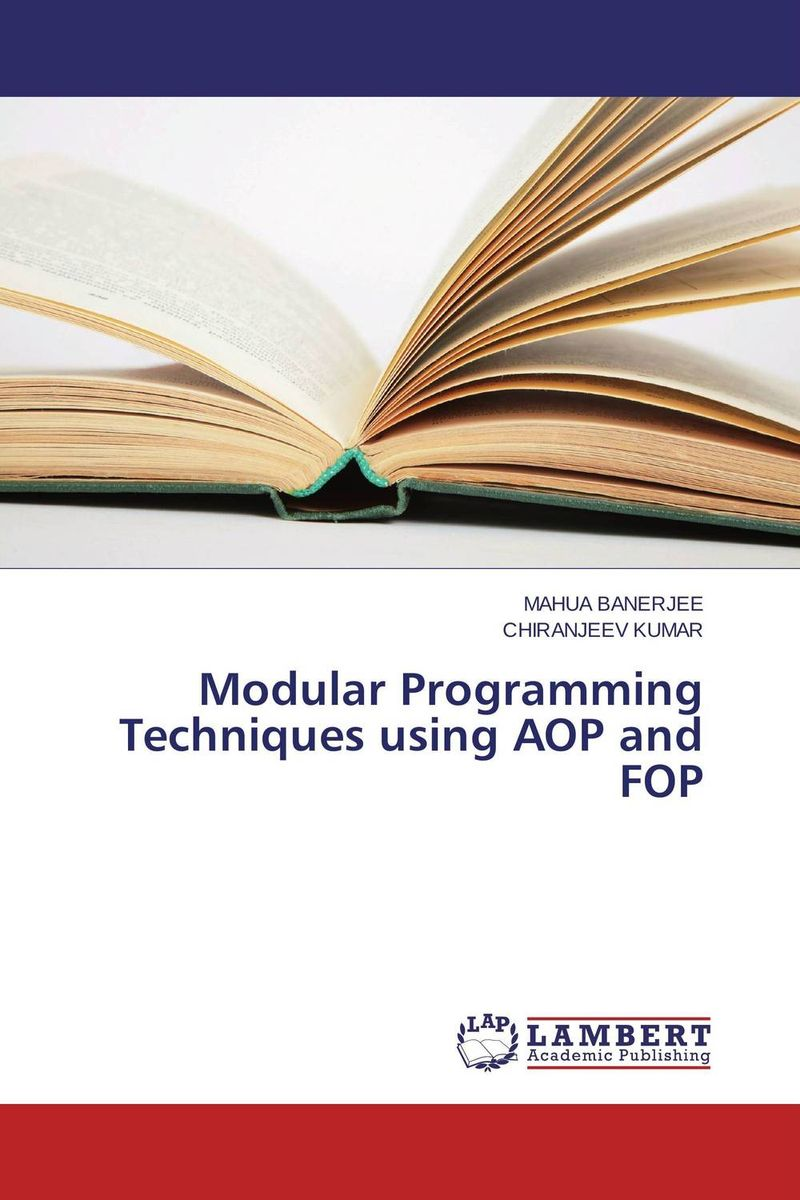 Modular Programming Techniques using AOP and FOP morris c flash on english for tourism second edition