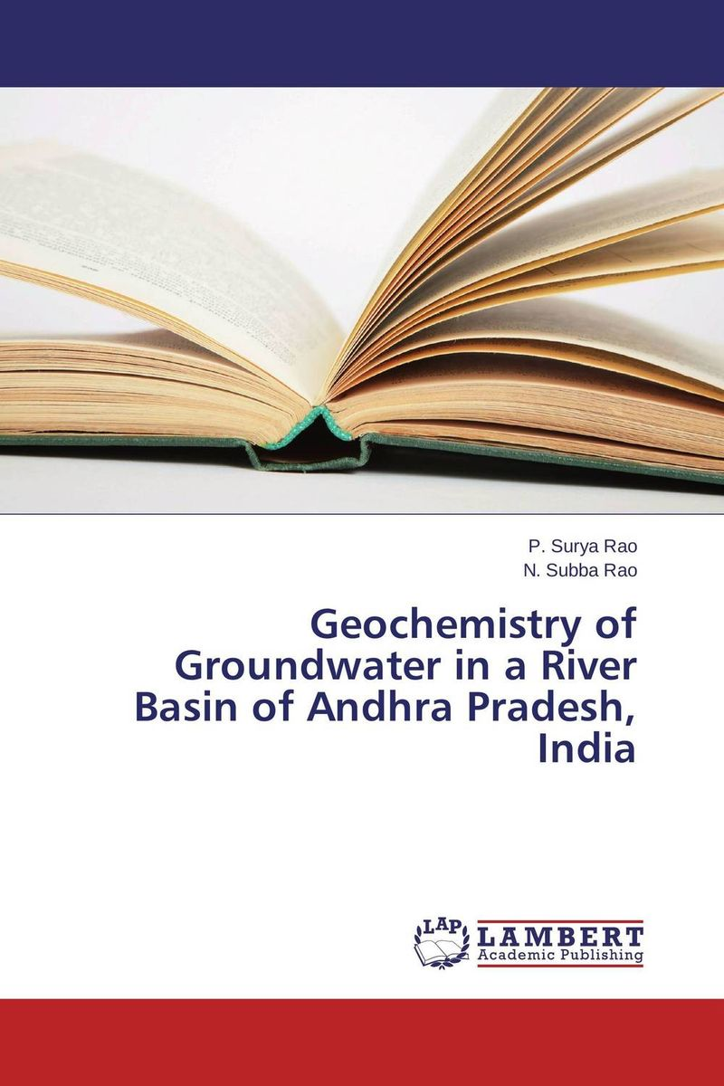 Geochemistry of Groundwater in a River Basin of Andhra Pradesh, India xeonic co ltd контейнер герметичный 360 мл