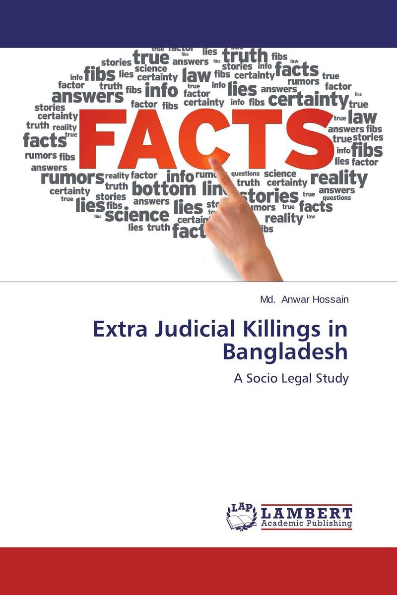 Extra Judicial Killings in Bangladesh a brief history of seven killings