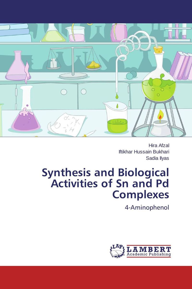 Synthesis and Biological Activities of Sn and Pd Complexes spectroscopic studies on some novel complexes