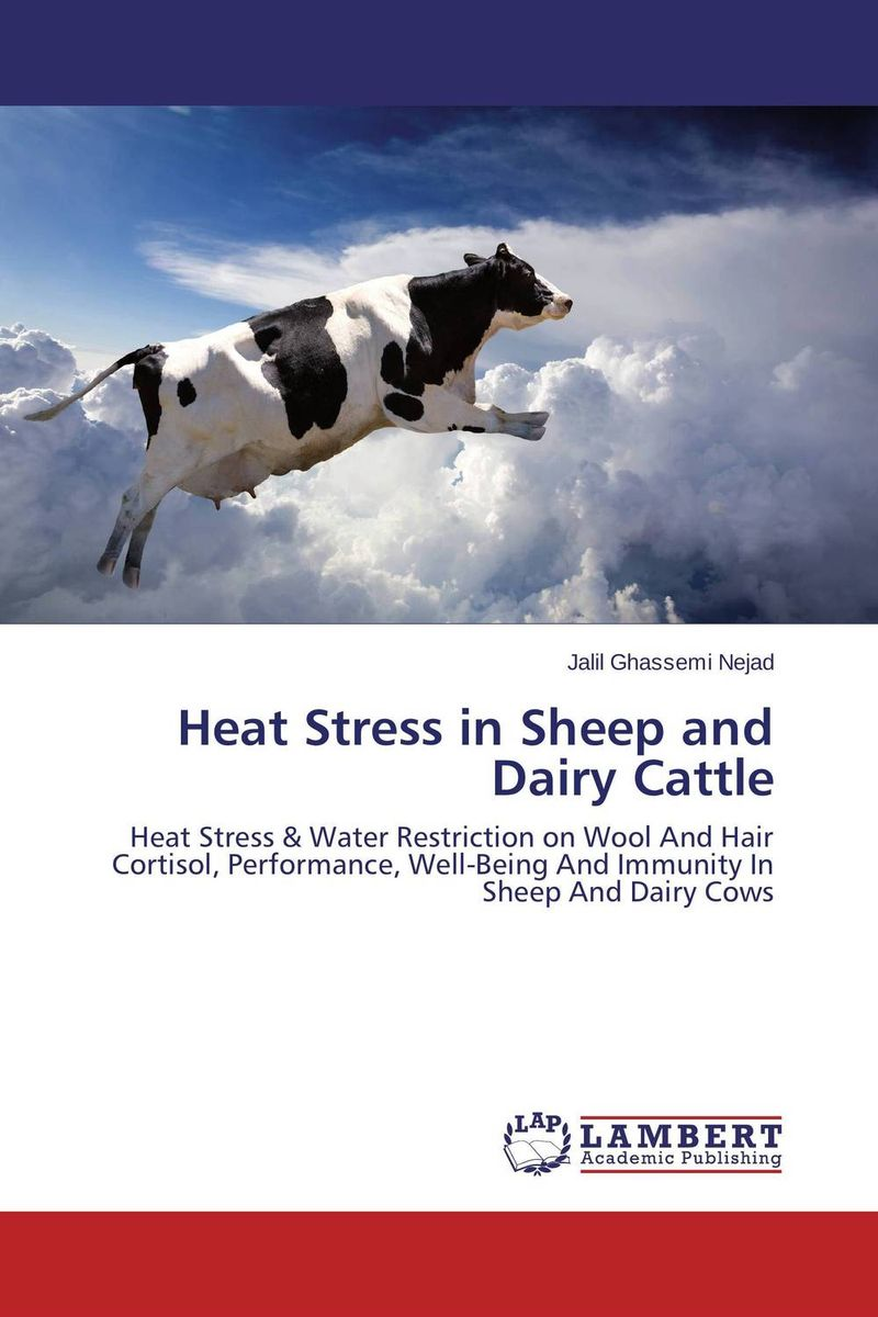 Heat Stress in Sheep and Dairy Cattle claw disorders in dairy cows under smallholder zero grazing units