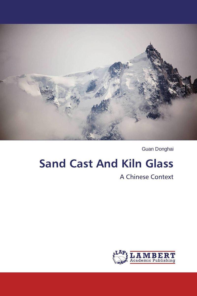 Sand Cast And Kiln Glass