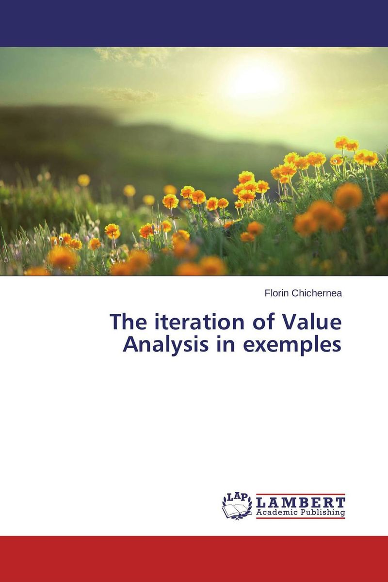The iteration of Value Analysis in exemples honey value chain analysis