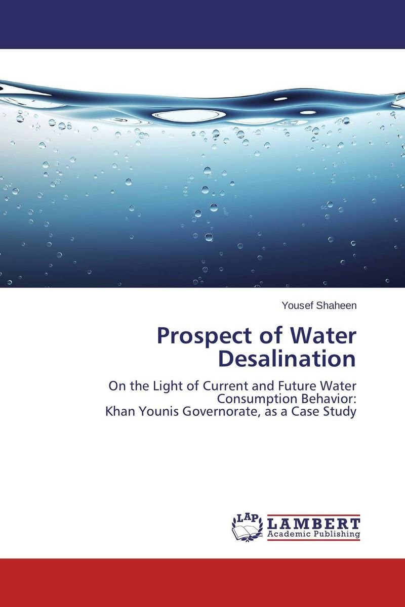 Prospect of Water Desalination bride of the water god v 3