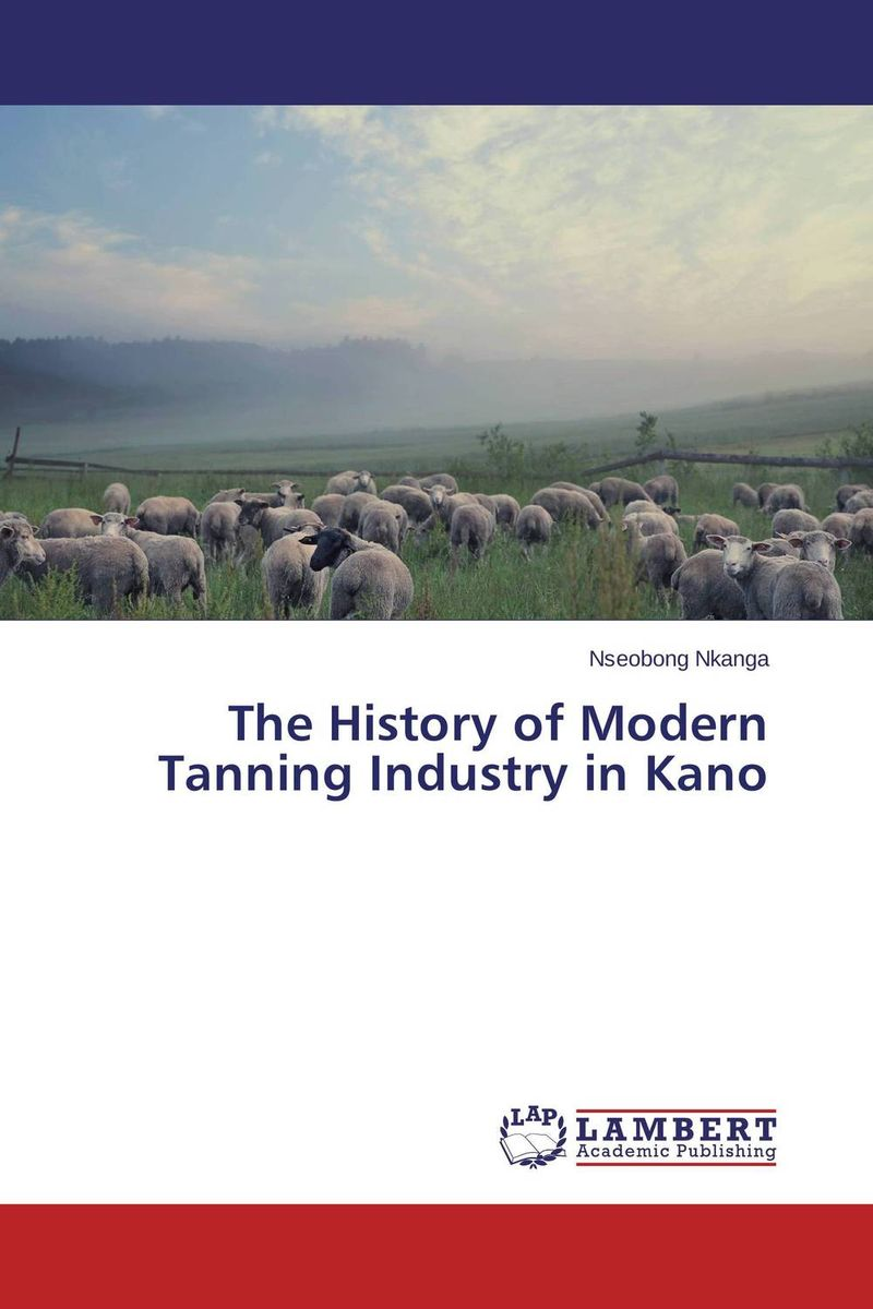 The History of Modern Tanning Industry in Kano sahar bazzaz forgotten saints – history power and politics in the making of modern morocco