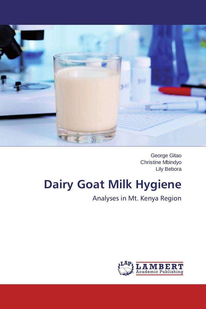 Dairy Goat Milk Hygiene seeing things as they are