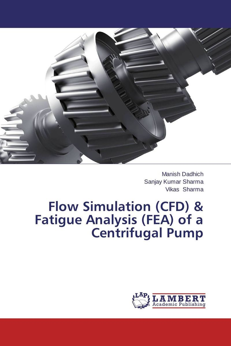 Flow Simulation (CFD) & Fatigue Analysis (FEA) of a Centrifugal Pump купить