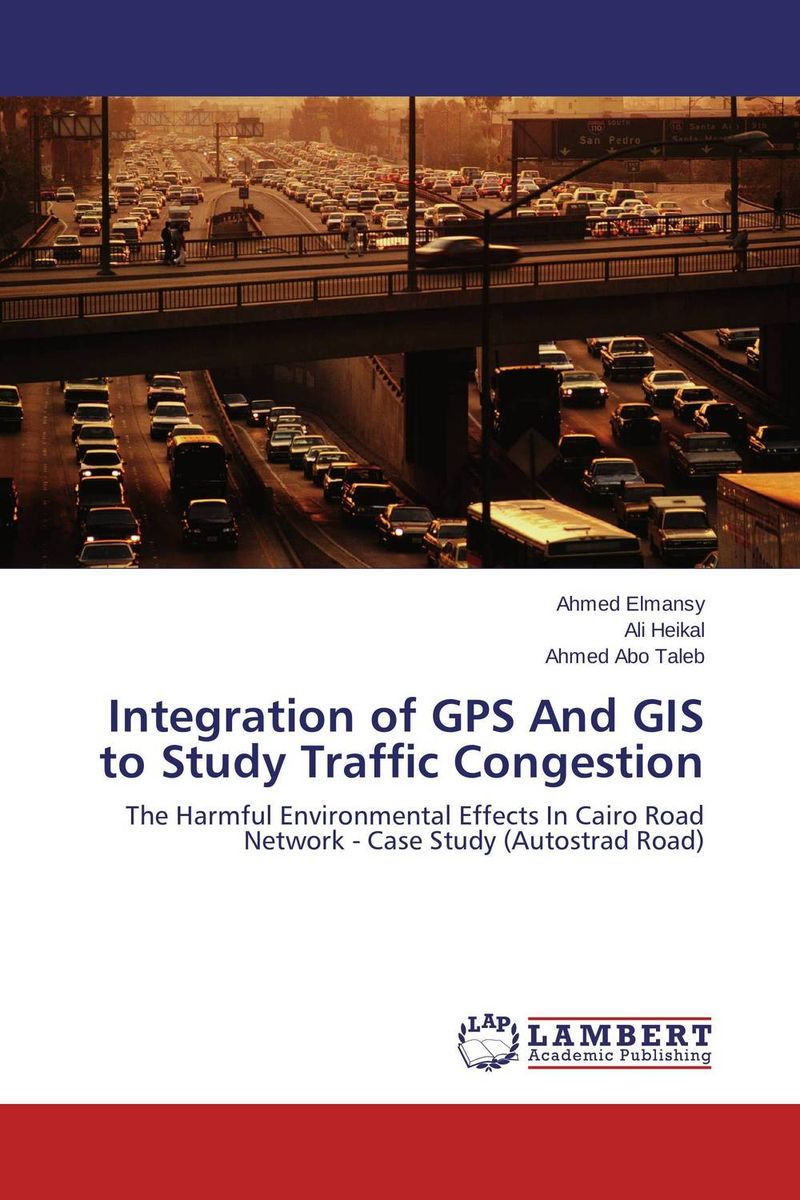 цены  Integration of GPS And GIS to Study Traffic Congestion