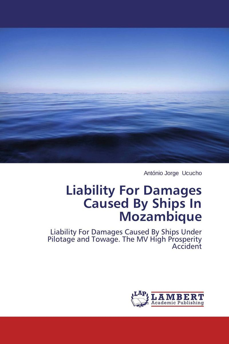 Liability For Damages Caused By Ships In Mozambique driven to distraction
