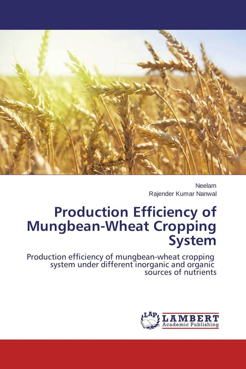 Production Efficiency of Mungbean-Wheat Cropping System adding value to the citrus pulp by enzyme biotechnology production