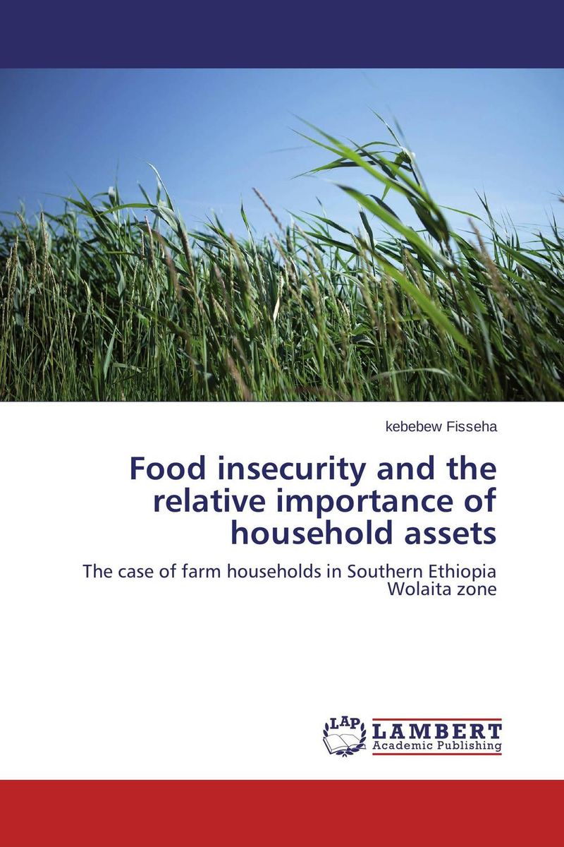 Food insecurity and the relative importance of household assets agatha daniel and charles olungah women s indigenous knowledge in household food security
