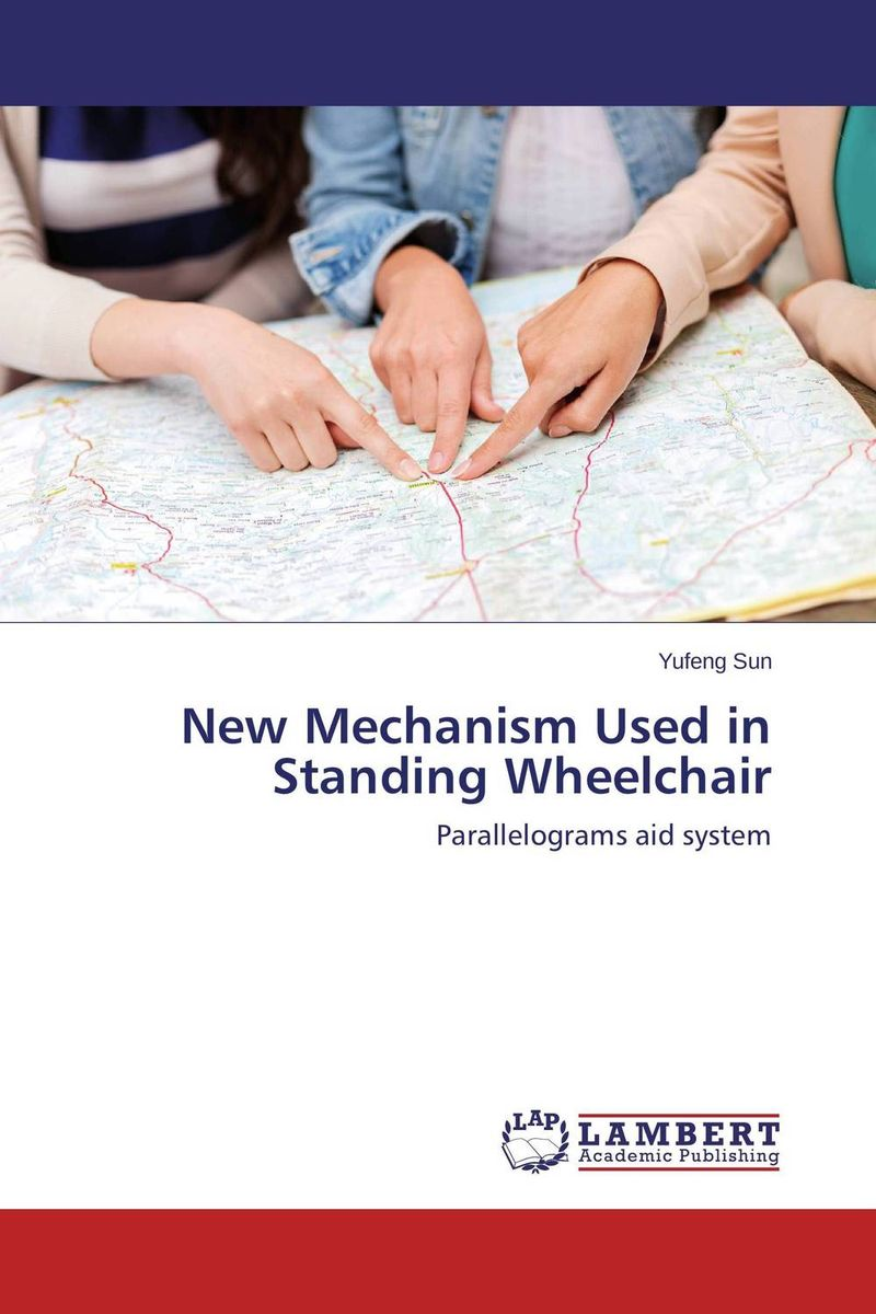 New Mechanism Used in Standing Wheelchair standing in for lincoln green
