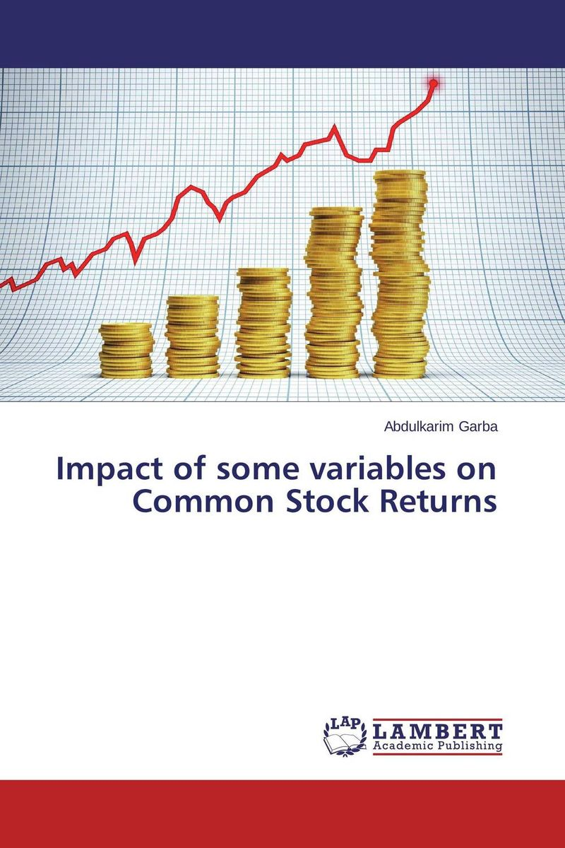 Impact of some variables on Common Stock Returns risk regulation and administrative constitutionalism