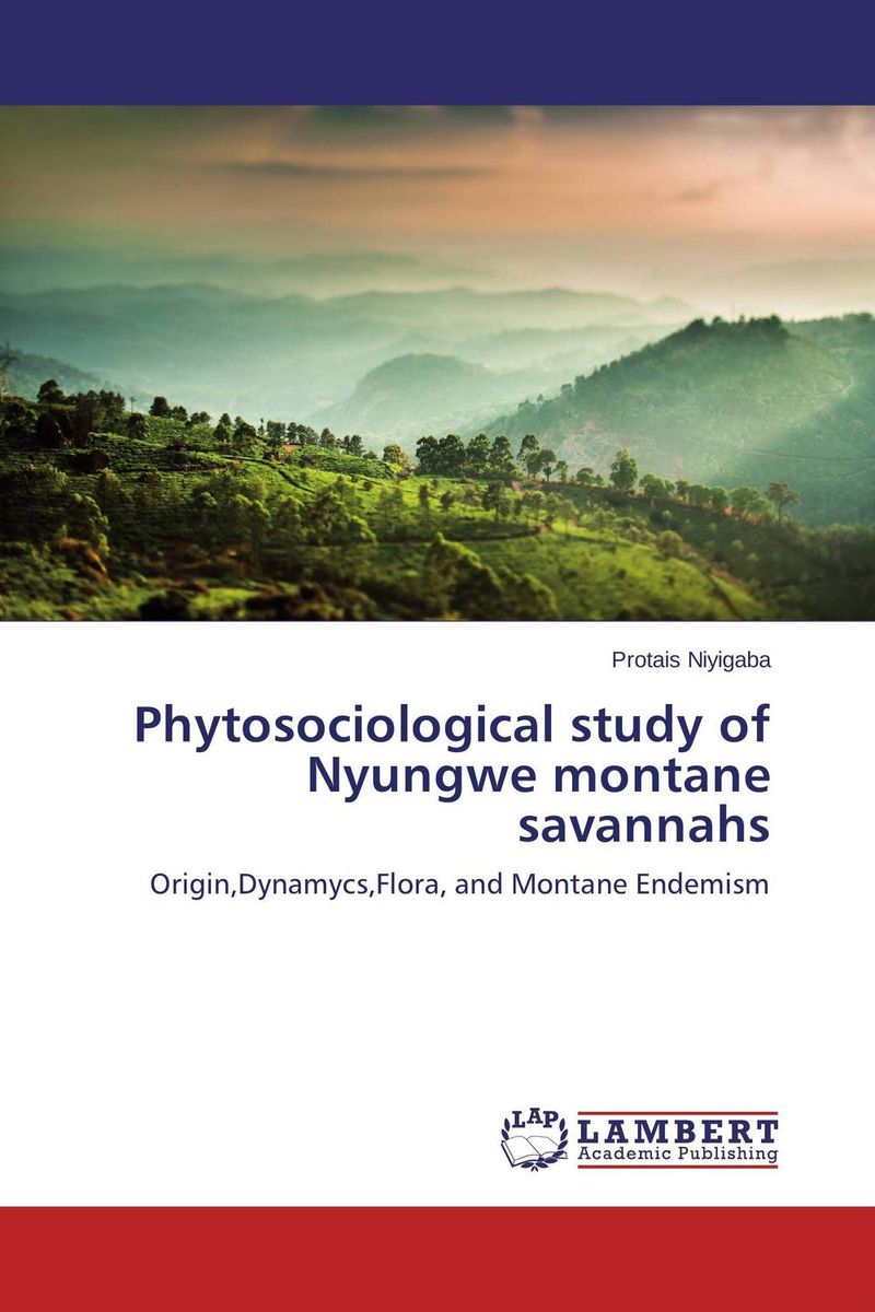 Phytosociological study of Nyungwe montane savannahs managing the store