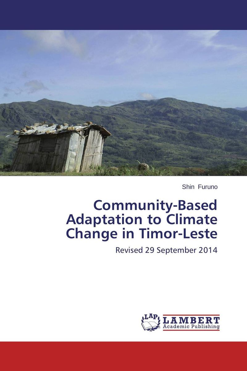 Community-Based Adaptation to Climate Change in Timor-Leste community based disaster assessment