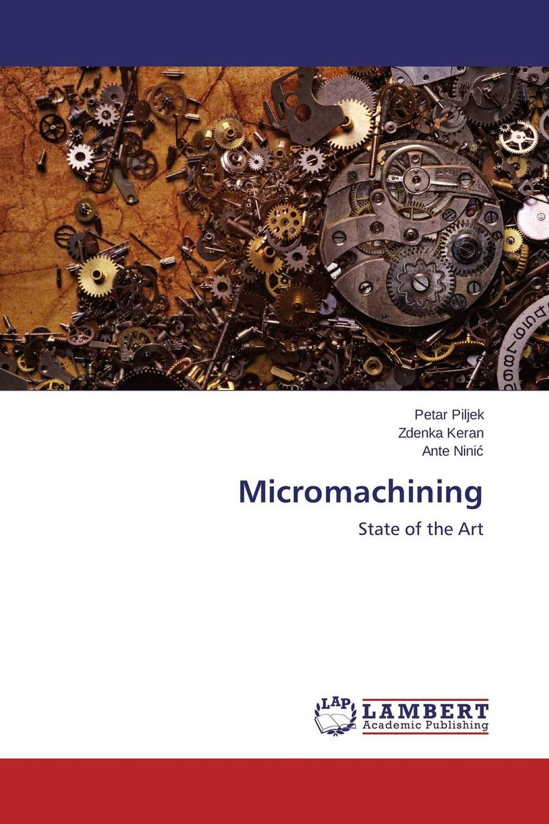 Micromachining generation of surface structuring using electrochemical micromachining
