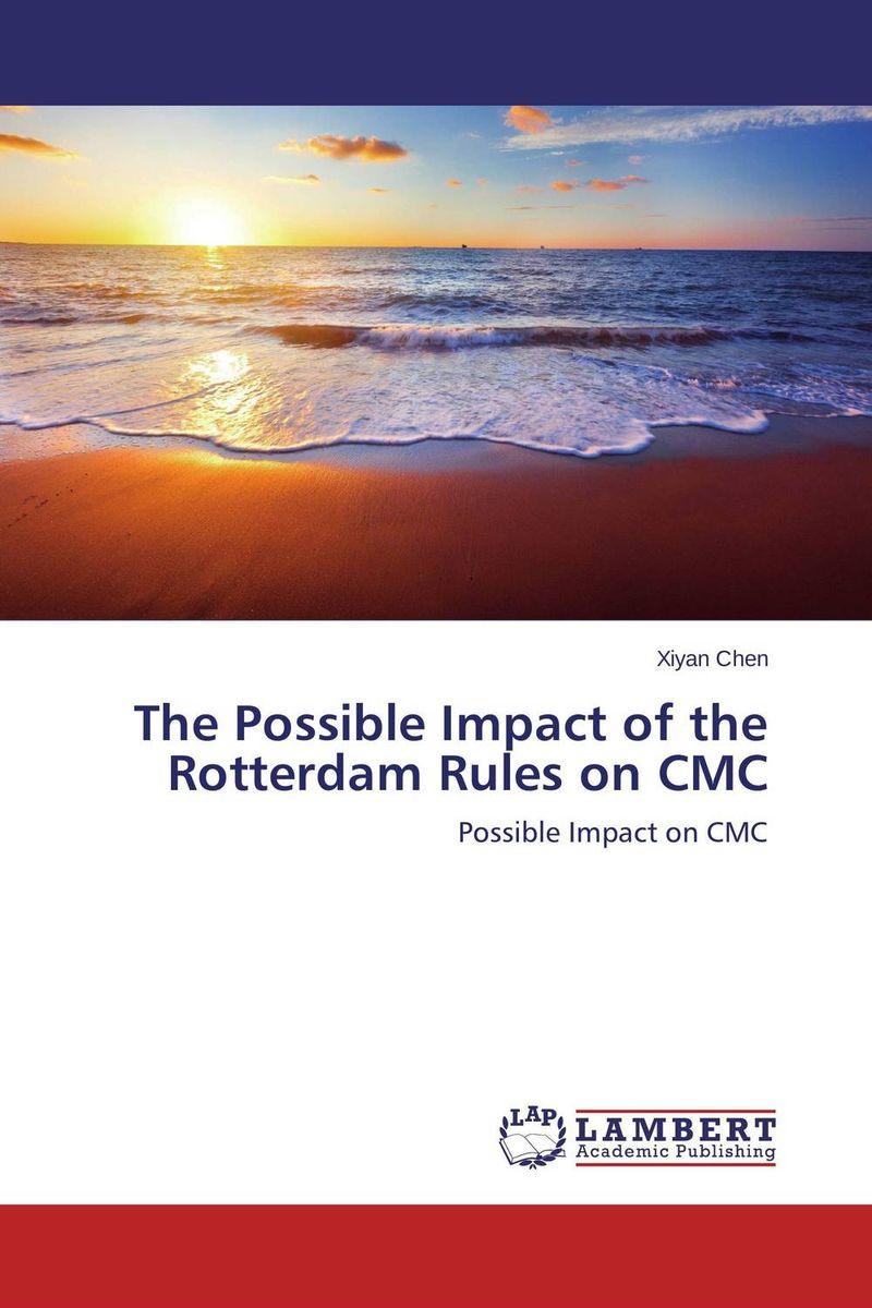 The Possible Impact of the Rotterdam Rules on CMC бра maritime 21 5х20х29