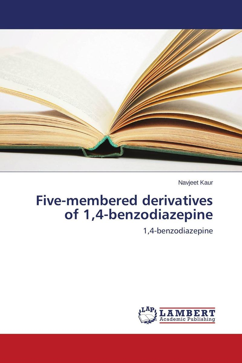 Five-membered derivatives of 1,4-benzodiazepine the fall of five book 4