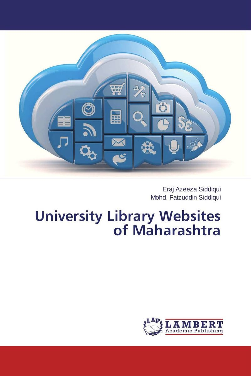 University Library Websites of Maharashtra md mukhlesur rahman technology in library operations and services