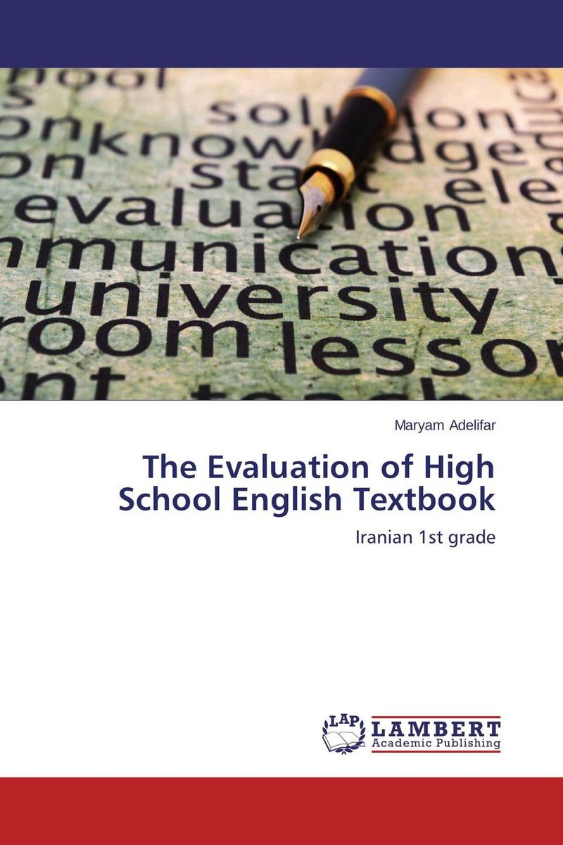 The Evaluation of High School English Textbook an evaluation of vocabulary in kenyan english textbooks