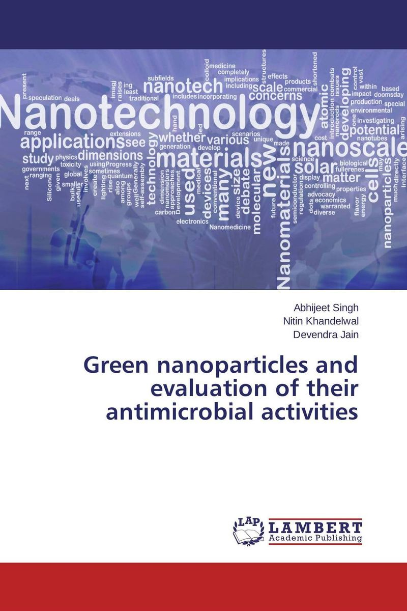 Green nanoparticles and evaluation of their antimicrobial activities evaluation of aqueous solubility of hydroxamic acids by pls modelling