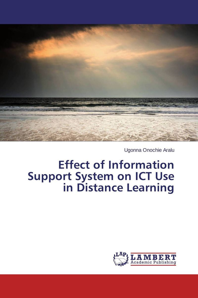 Effect of Information Support System on ICT Use in Distance Learning the use of ict for learning at dinaledi school in the limpopo province