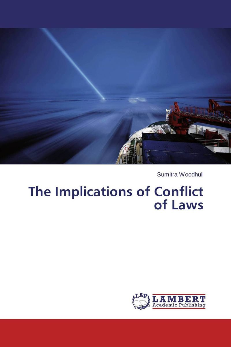 The Implications of Conflict of Laws marta tsvengrosh arbitration and insolvency conflict of laws issues