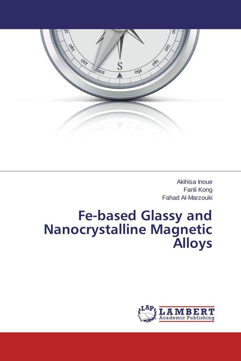 Fe-based Glassy and Nanocrystalline Magnetic Alloys external fixator