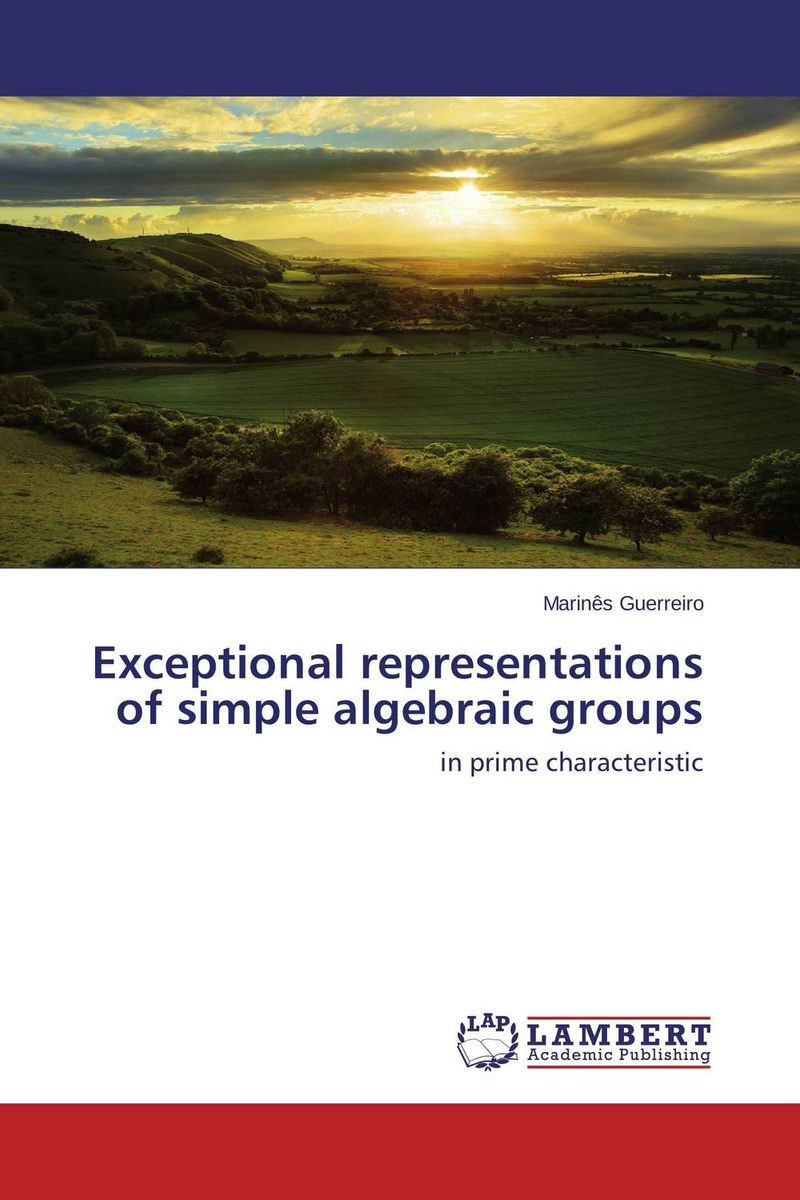 Exceptional representations of simple algebraic groups r peters gift to be simple