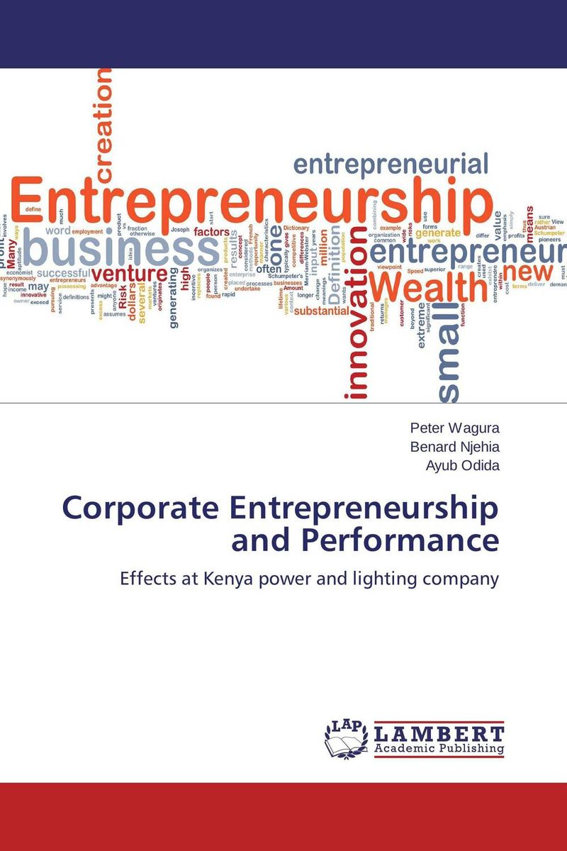 Corporate Entrepreneurship and Performance women entrepreneurship in kenya s firms a demographic perspective