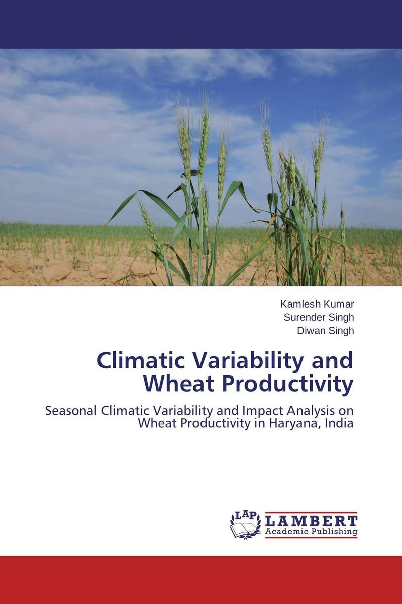 Climatic Variability and Wheat Productivity suh jude abenwi the economic impact of climate variability