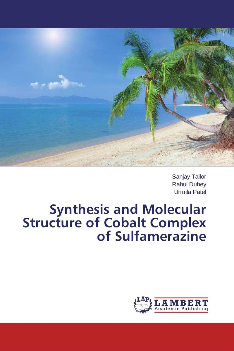 Synthesis and Molecular Structure of Cobalt Complex of Sulfamerazine purnima sareen sundeep kumar and rakesh singh molecular and pathological characterization of slow rusting in wheat
