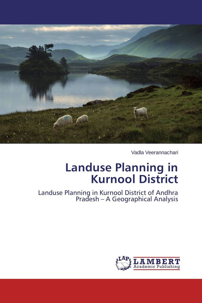 Landuse Planning in Kurnool District