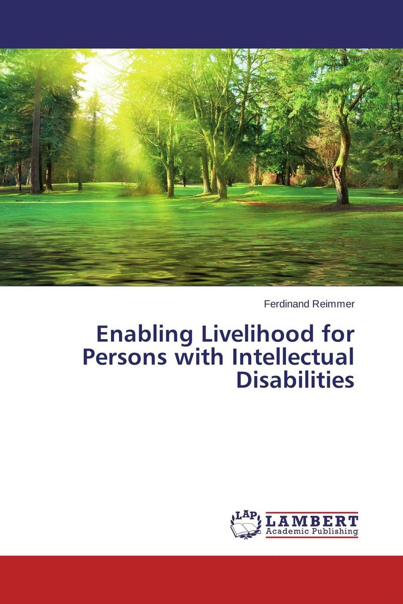 Enabling Livelihood for Persons with Intellectual Disabilities