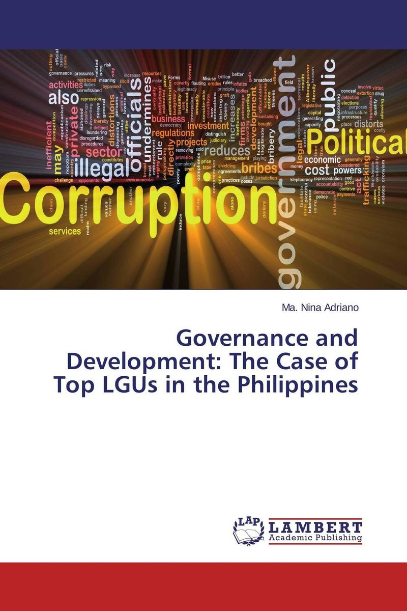 Governance and Development: The Case of Top LGUs in the Philippines stephen goldsmith the responsive city engaging communities through data smart governance