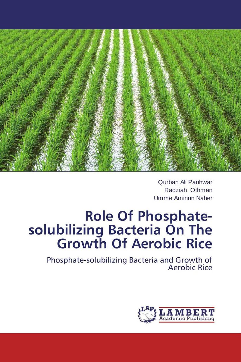 Role Of Phosphate-solubilizing Bacteria On The Growth Of Aerobic Rice response of rice to top dressing of p through complex fertilizers