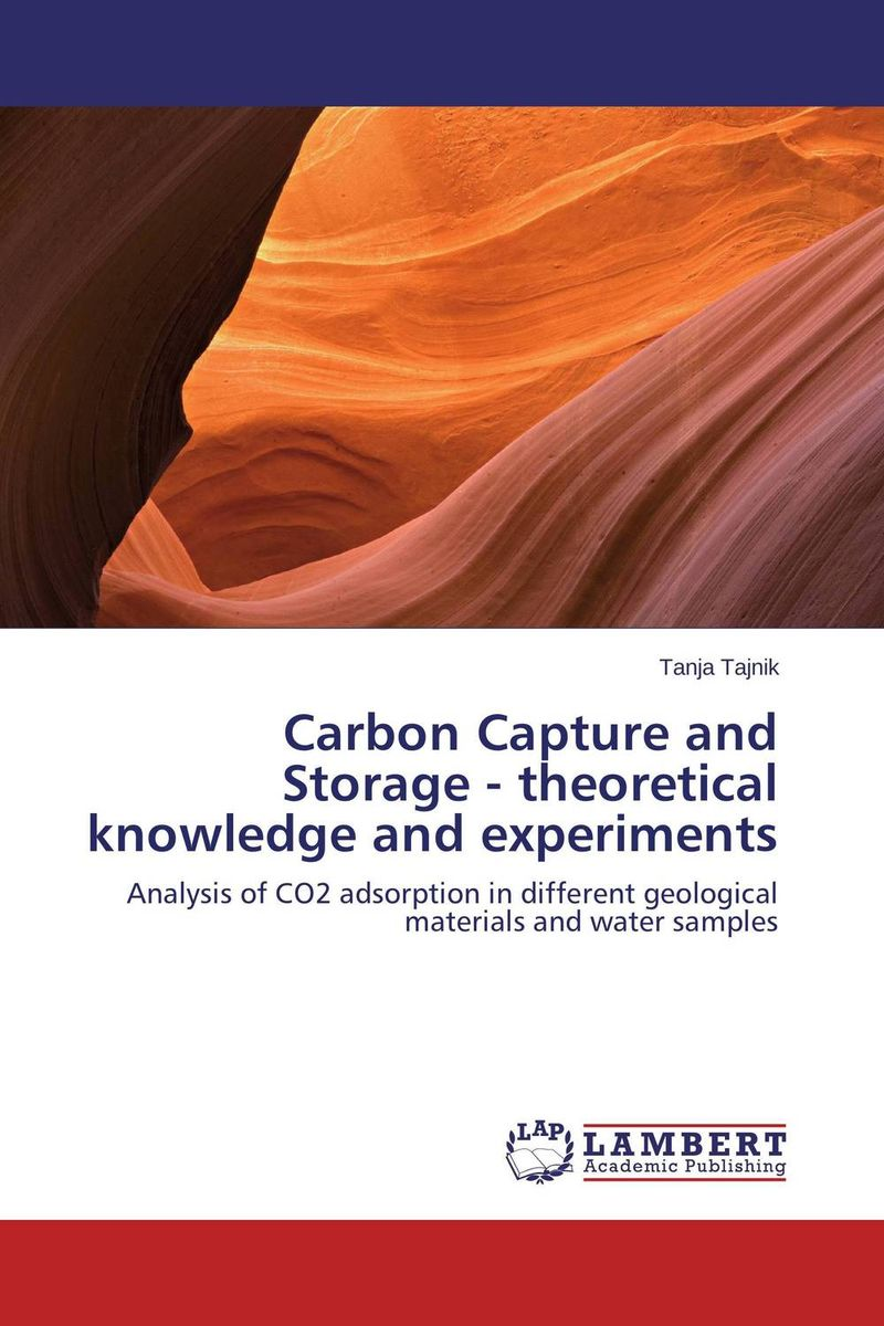 Carbon Capture and Storage - theoretical knowledge and experiments yec ccs pcu